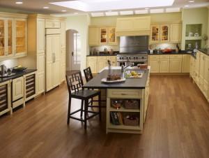 Выбирать ламинат на кухню