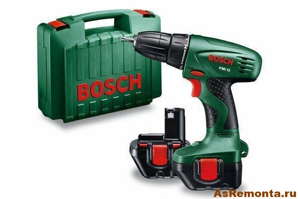 Дрель-шуруповерт аккумуляторная Bosch (Бош)