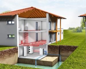 Теплонасосы для жилого дома