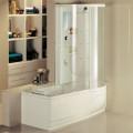 Cовмещенная ванна с душевой кабиной