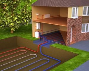 Принцип работы теплового насоса