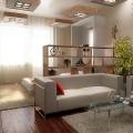 Как разделить однокомнатную квартиру на две зоны детскую и взрослую