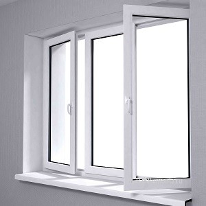 Оштукатуренные откосы на окна
