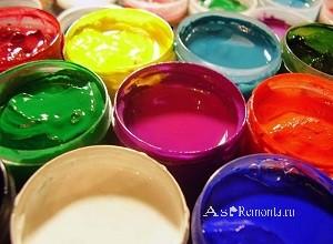 Что такое водоэмульсионная краска